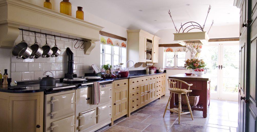 Английский интерьер | Кухня в английском стиле