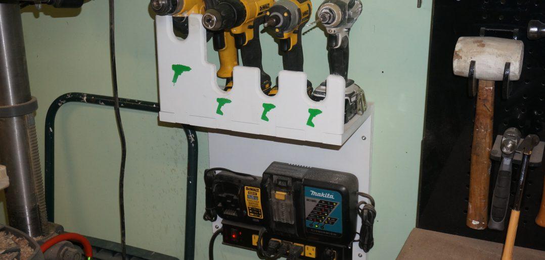 Обустройство мастерской своими руками   Электроснабжение в мастерской