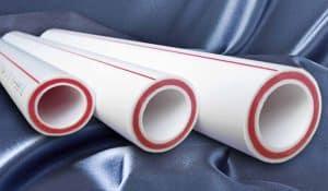 Виды полипропиленовых труб - полипропилен, армированный стекловолокном