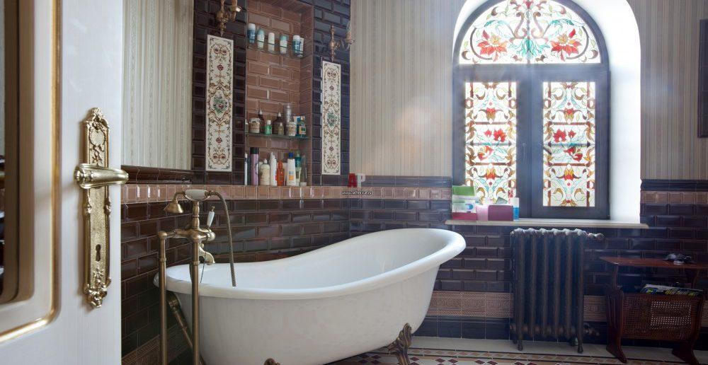 Английский интерьер | Ванная в английском стиле