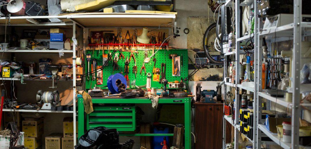 Обустройство мастерской своими руками   Планировка мастерской