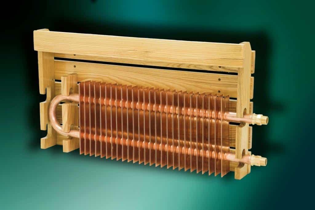 Медный теплообменник съедает алюминиевые радиаторы