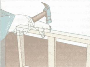 Как сделать этажерку своими руками | Сборка рамы