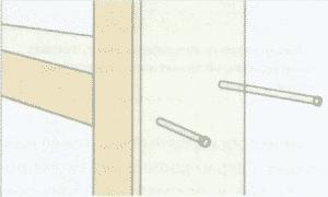 Соединения деревянных деталей | Стыковые соединения