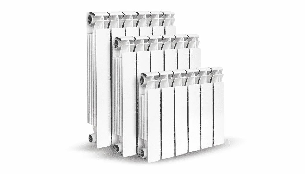 Выбор радиатора отопления | Алюминиевый радиатор