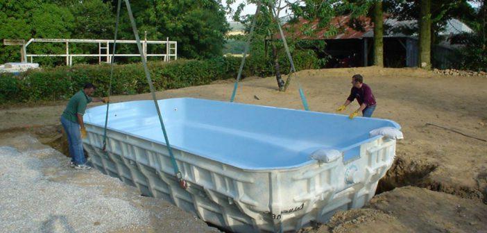Бассейн своими руками | Пластиковые бассейны