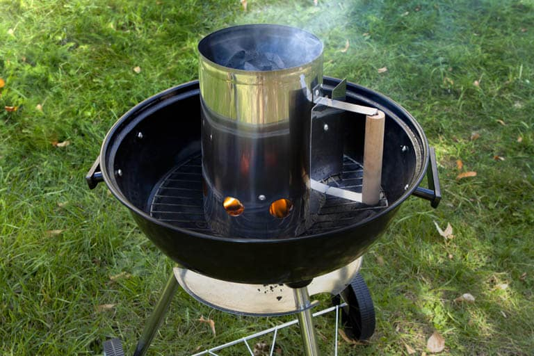 Как выбрать барбекю   Твердое топливо