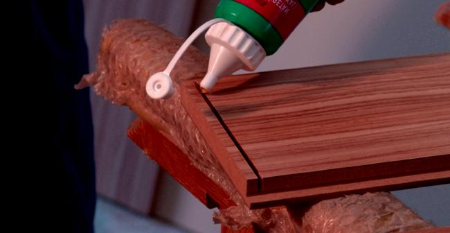 Соединения деревянных деталей | Склеивание и фиксация зажимами