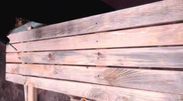 Как сделать этажерку своими руками | Подготовка боковых и задних планок