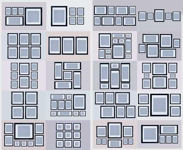 Как повесить картину   Как повесить модульную картину