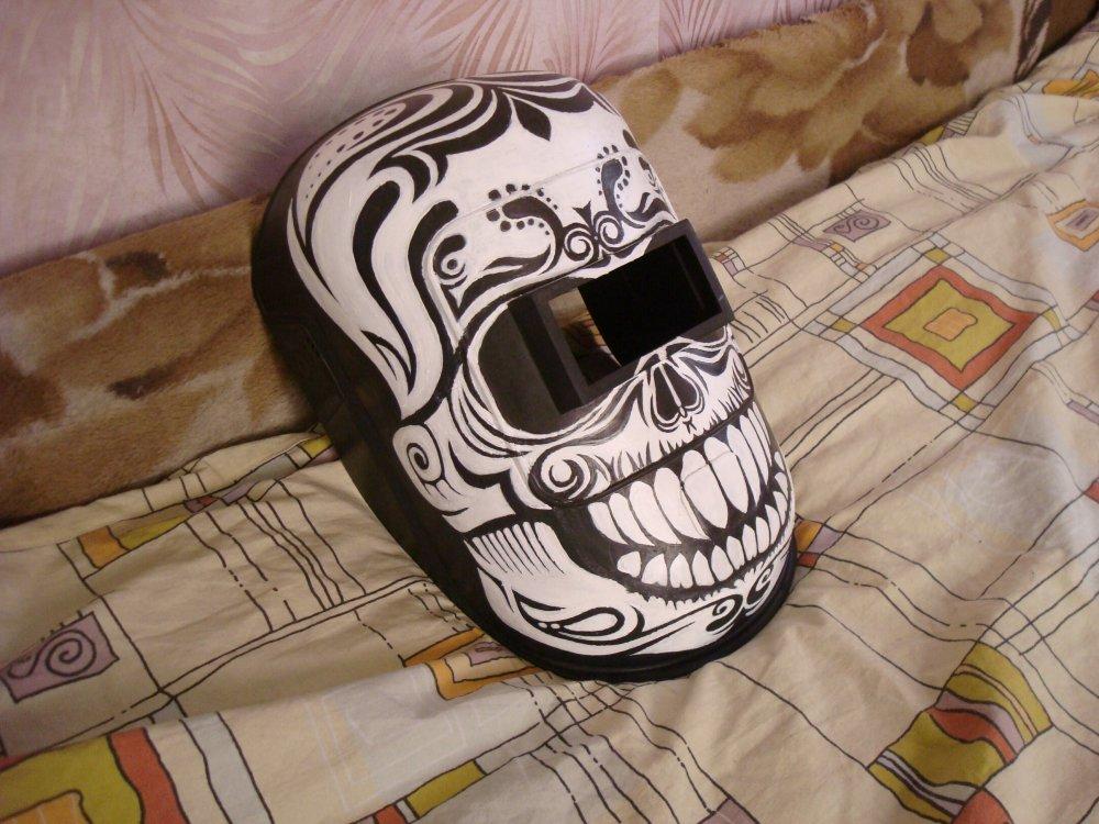 Как сделать маску для сварки своими руками 93