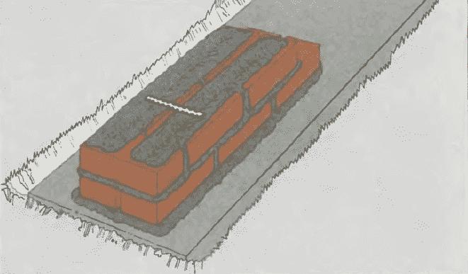 Кладка стен из кирпича | Укладка металлических полосок