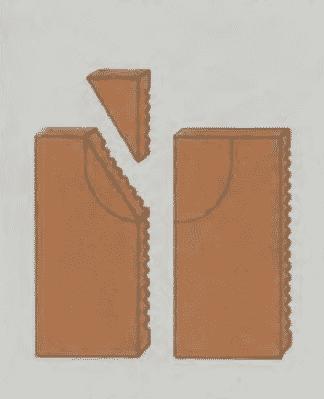 Раскрой плитки по кривой линии | Мощение бетонной плиты керамическими плитками