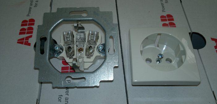 Конструкция розеток | Выбор и установка розеток и выключателей