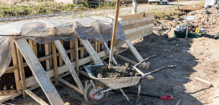 Как сделать бетон своими руками | Выбор материалов для бетона