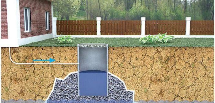 Конструкция выгребных ям | Как сделать выгребную яму своими руками