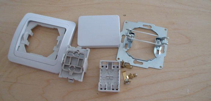 Установка выключателей | Выбор и установка розеток и выключателей
