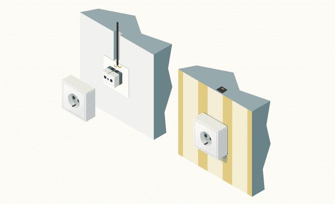 Розетка открытой установки | Выбор и установка розеток и выключателей