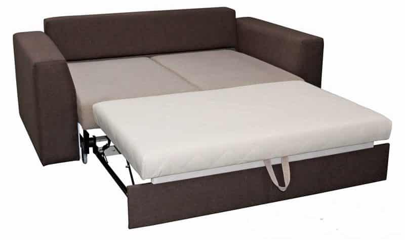"""Как выбрать диван для ежедневного сна   Механизм трансформации """"Дельфин"""""""