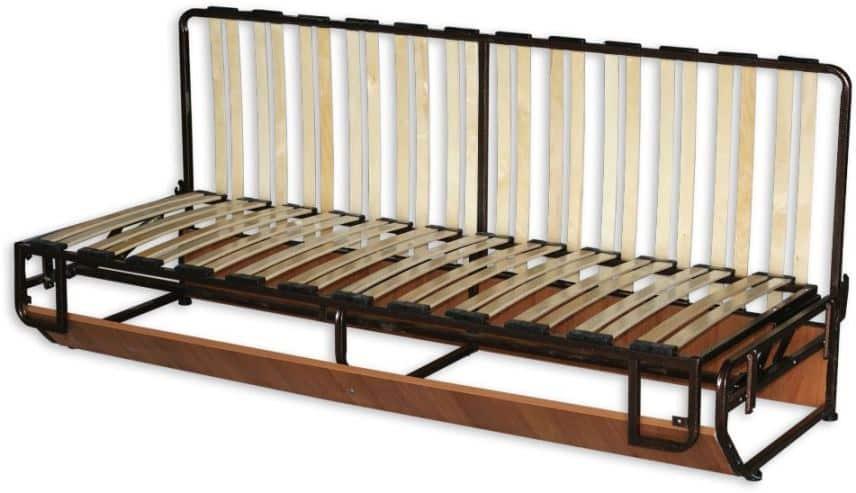 Как выбрать диван для ежедневного сна | Каркас дивана | Металлический каркас дивана