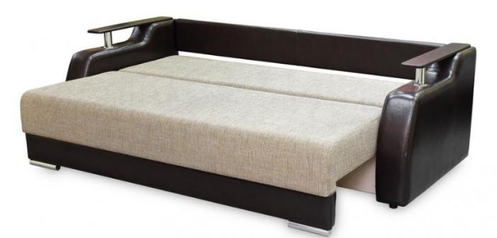 Как выбрать диван для ежедневного сна   Лучший диван в маленькую комнату