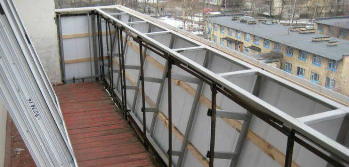 Как утеплить балкон своими руками: чем и как утеплять + виде.