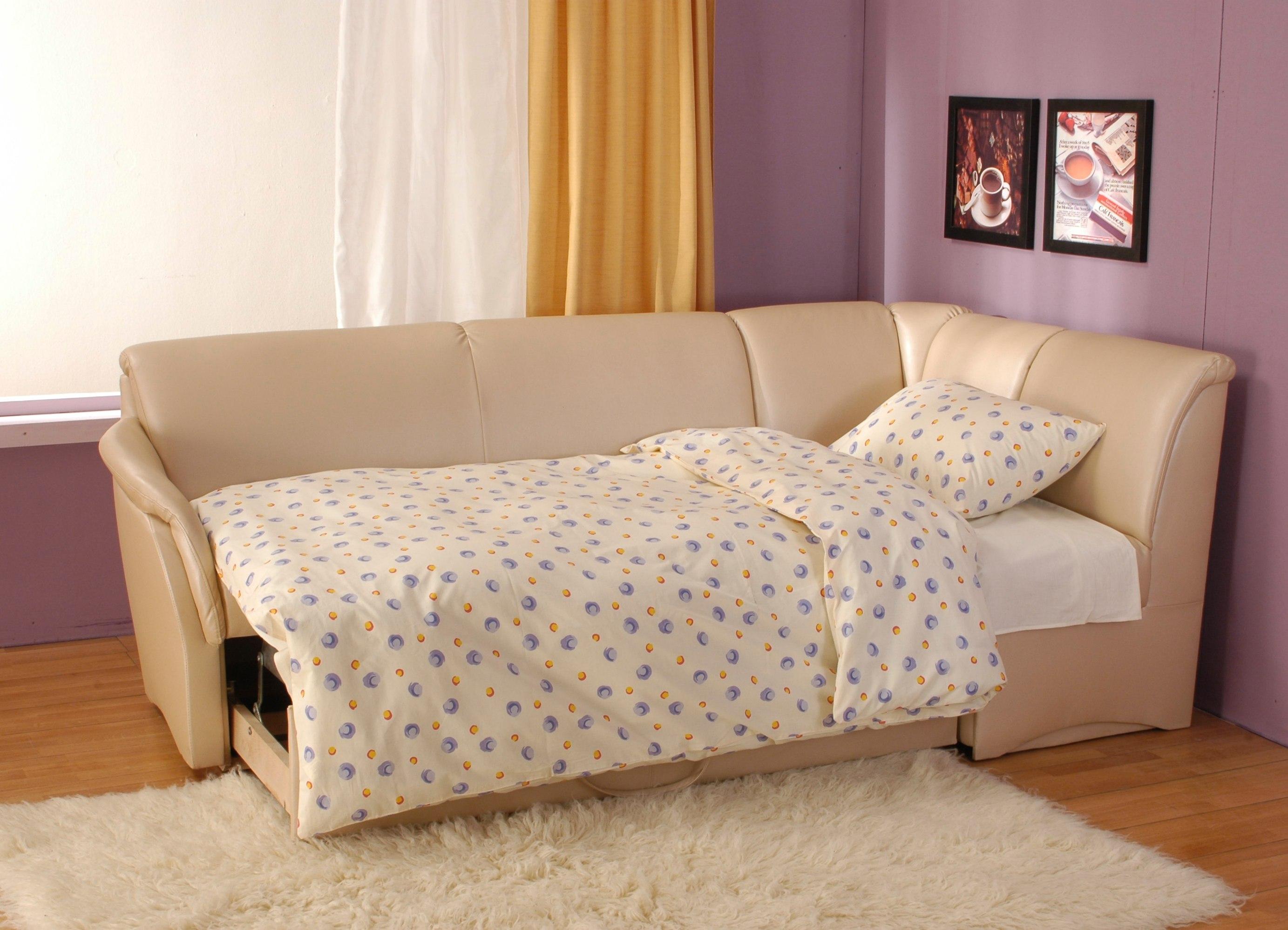 Как выбрать диван для ежедневного сна   Форма дивана   Угловой диван