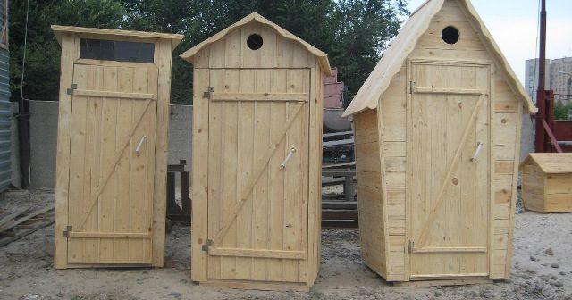 Туалет на даче своими руками | Проект дачного туалета