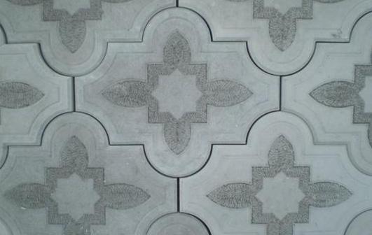 Виды отделочных материалов   Фасонная плитка