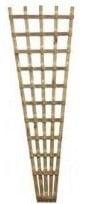 Как сделать шпалеру своими руками   Шпалера из ДПК (древесно-полимерного композита)