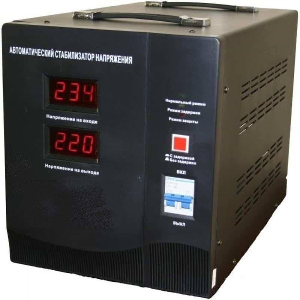 Стабилизатор напряжения | Дизельные и бензиновые генераторы, стабилизаторы напряжения