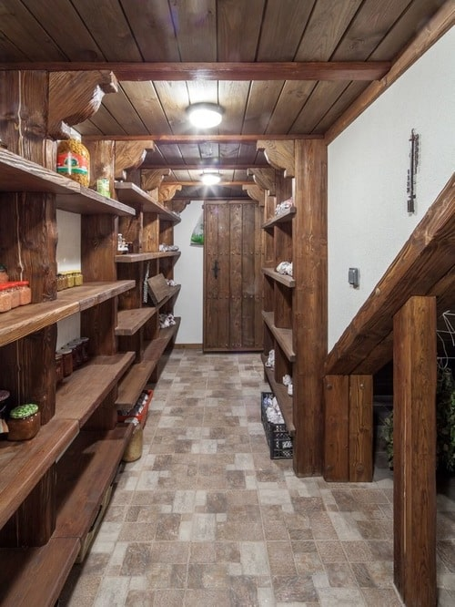 Как и из чего сделать полы в подвале | Полы из керамических плиток