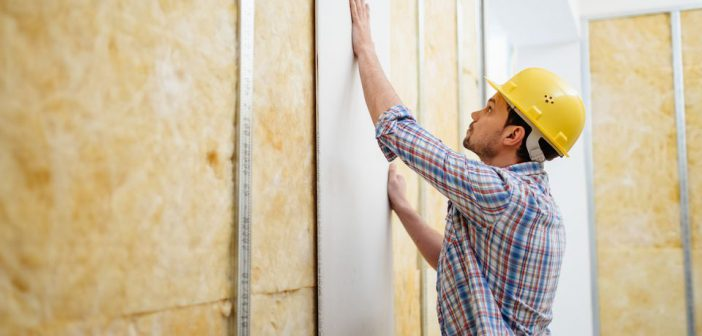 Монтаж гипсокартонных перегородок и стен своими руками