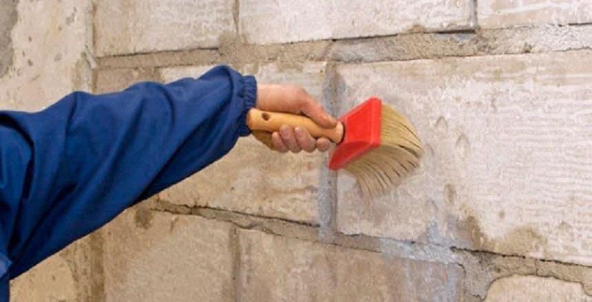 Чем и как покрасить кирпич (кирпичную стену) | Как подготовить поверхность кирпича перед покраской