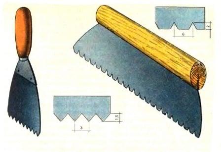Инструменты для линолеумных работ | Инструменты и приборы для строительных работ
