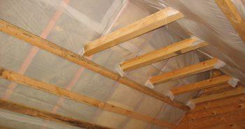 Пароизоляция для крыши: инструкция по монтажу+видео, виды материалов, особенности