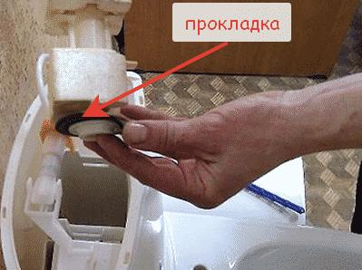 Ремонт кнопки унитаза своими руками - Как определить неисправность сливного бачка