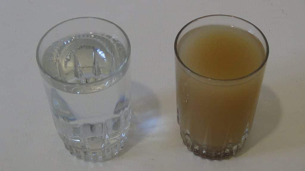 Мутная вода в колодце | Очистка воды из колодца