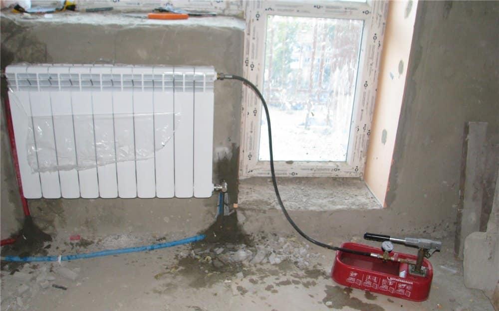 Как залить воду в закрытую систему отопления