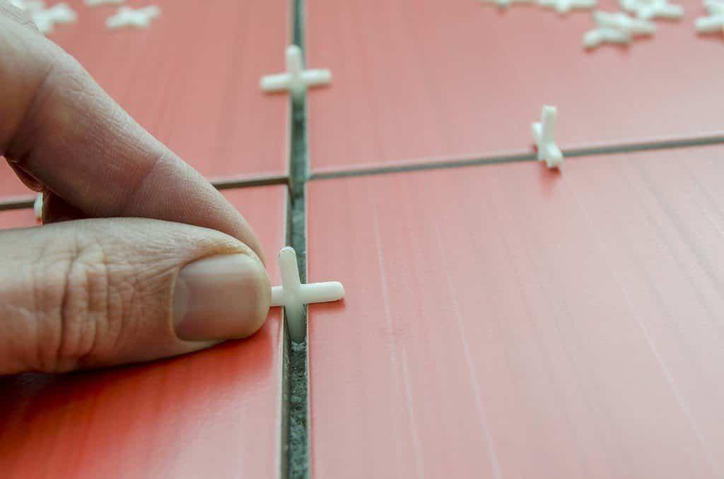 Пластиковые крестики для плитки