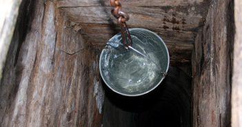 Как измерить уровень воды в колодце