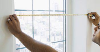 Как правильно замерить окно для установки: инструкция с фото и видео