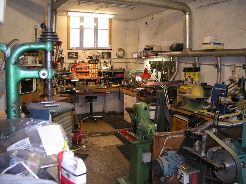 Домашняя мастерская своими руками станки и другое