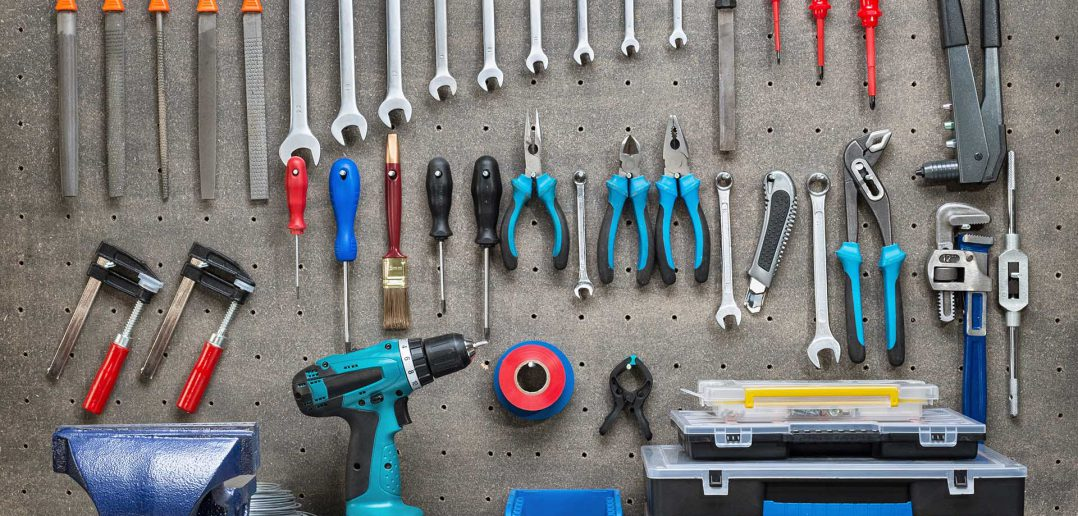 Обустройство мастерской своими руками | Места для хранения инструментов