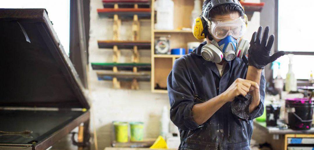 Обустройство мастерской своими руками | Безопасность работ