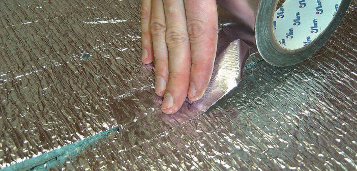 Утепление пенофолом | Как укладывать пенофол своими руками