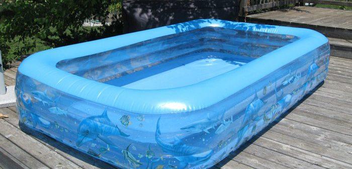 Бассейн своими руками | Надувной бассейн