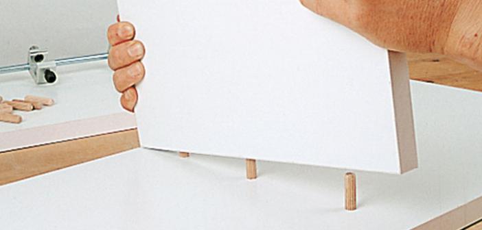 Соединения деревянных деталей | Наггельные / шкантовые соединения