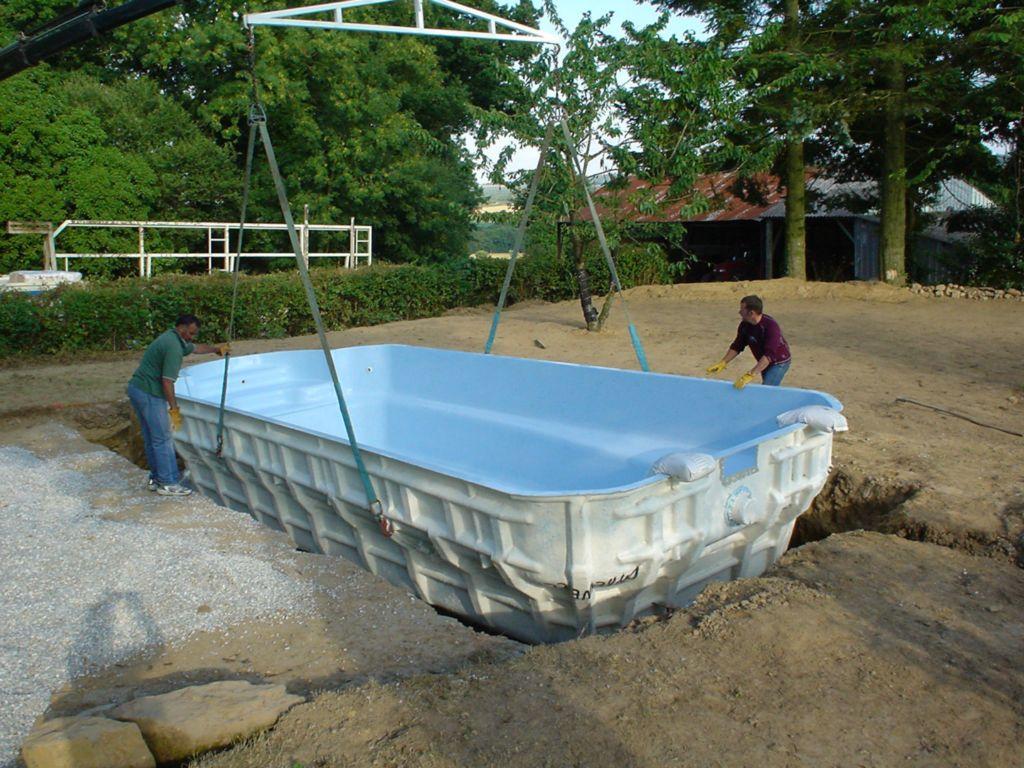 Строительство бассейн в бане своими руками