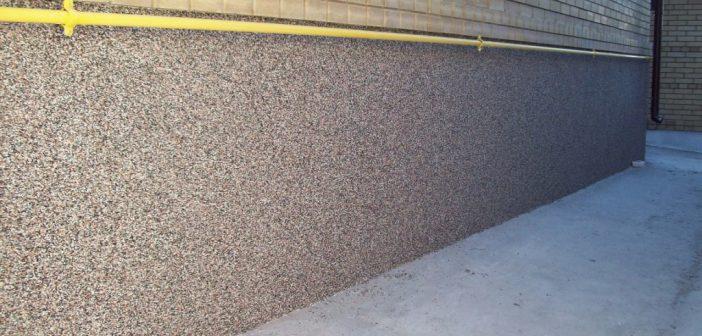 Фасад дома шубой | Советы по устройству шубы